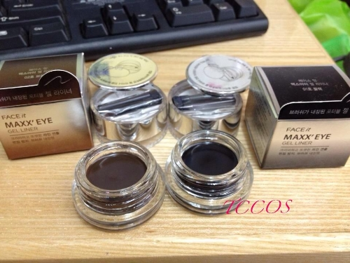 Ke mat kem co mau moi Face it Max eye Gel liner