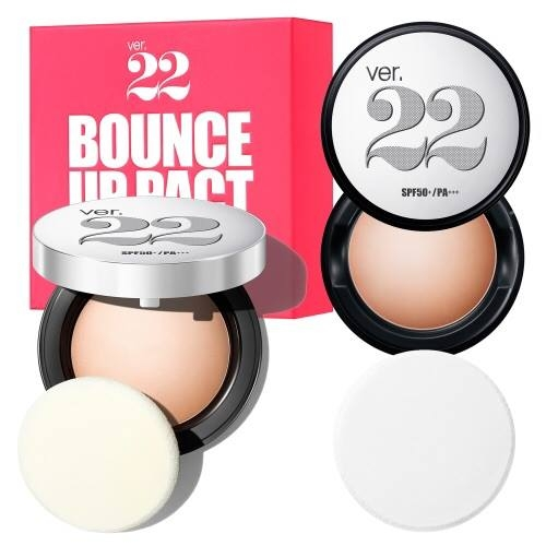Phấn Tươi Ver. 22 Bounce Up Pact SPF50+PA+++