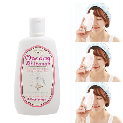 Lotion dưỡng trắng Oneday Whitener 120ml