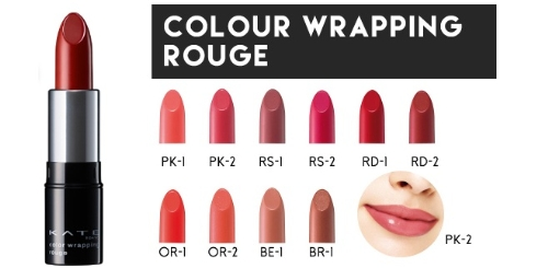 Son môi Kate Color Wrapping Rouge 3.4g