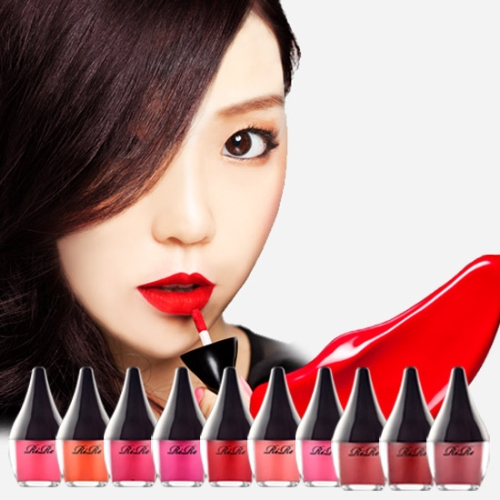 Son lì dạng kem RiRe LipManicure High Fix 3.7g