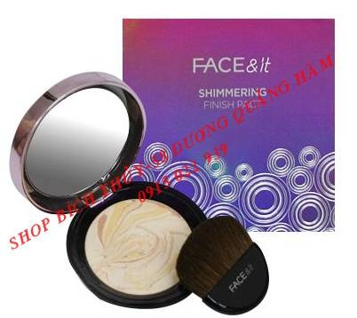 Phấn Face It Shimmering Finish Pact