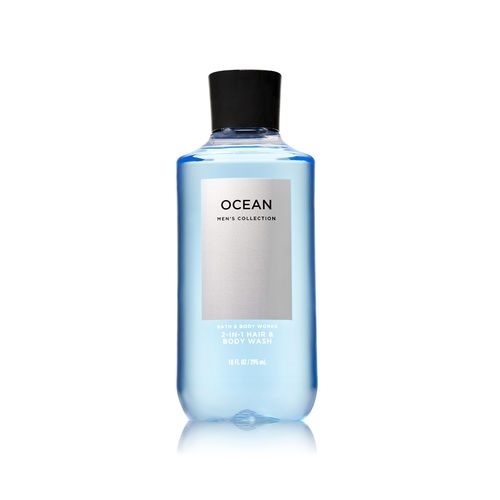 Sữa tắm gội OCEAN for men 2in1 Hair&Body Wash 295ml - Mỹ
