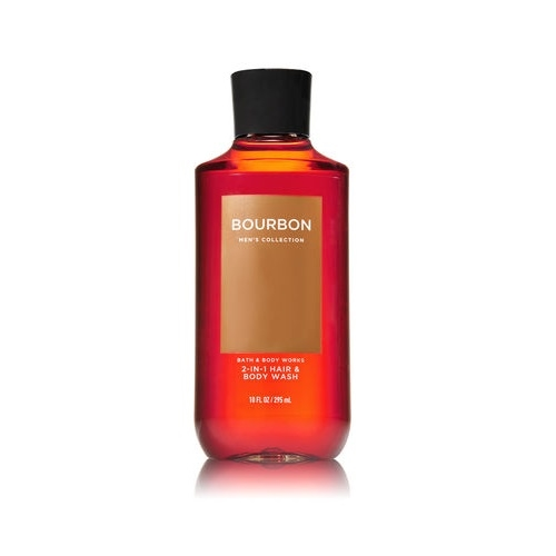 Sữa tắm gội BOURBON For Men 2in1 Hair&Body Wash 295ml - Mỹ