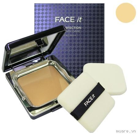 Phấn phủ The Face Shop Face it 4D