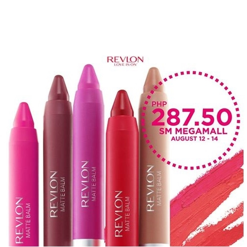 Son lì REVLON Matte Balm - Made in Japan