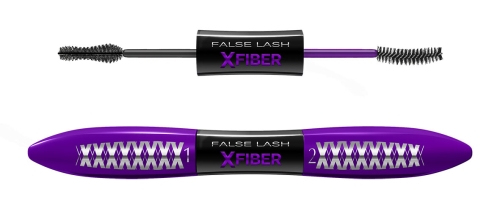 Mascara 2 đầu LOREAL FALSE LASH Superstar X Fiber 2x6ml