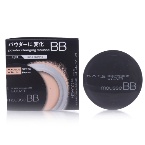 Phấn Tươi 5in1 Kate Powdery Mousse BB For Cover SPF30/PA+++ 15g - Japan