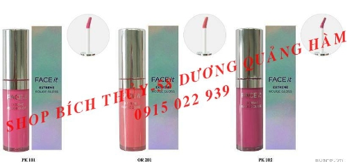 Son nước Thefaceshop dòng Face it