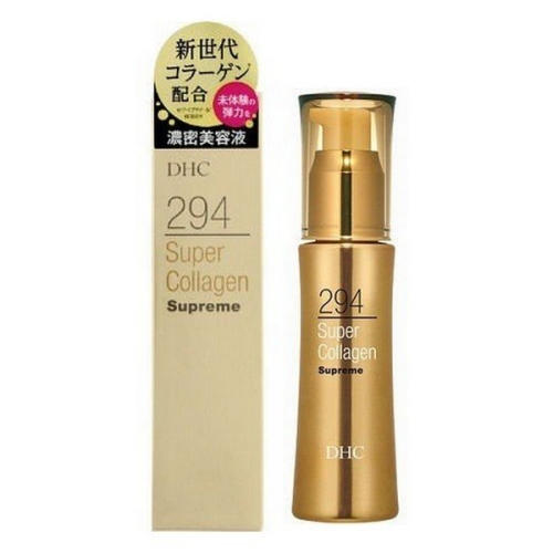 Tinh Chất Collagen Siêu Đậm Đặc DHC Super Collagen Supreme (50ml) - Japan