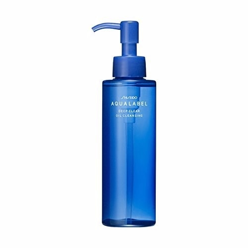Dầu tẩy trang Shiseido Aqualabel Deep Clear Oil Cleansing 150ml - Japan