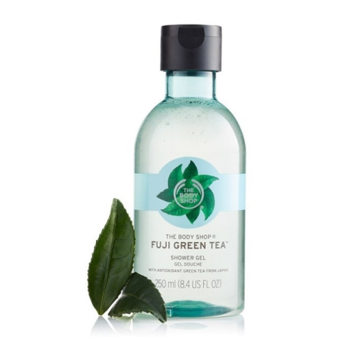 Gel tắm trà xanh The Body Shop Fuji Green Tea 250ml