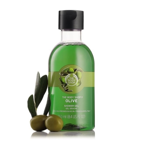 Sữa tắm dạng gel THE BODY SHOP Olive Shower Gel 250ml
