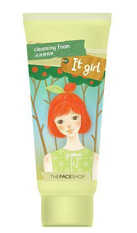 Sữa rửa mặt it girl - the face shop