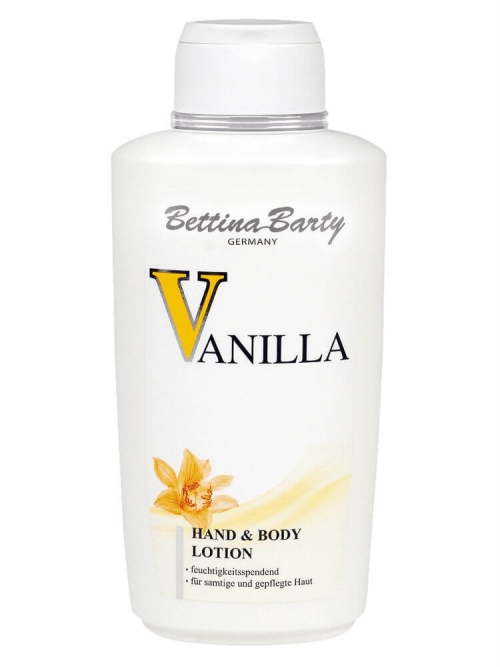 Sữa Dưỡng Thể Bettina Barty Vanilla Hand & Body Lotion, 500 ml