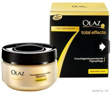 Olaz Total Effect 7in1 tagespflege & nachtpflege (50 ml)